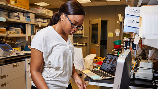 Summer Internship Program in Biomedical Research | NHGRI