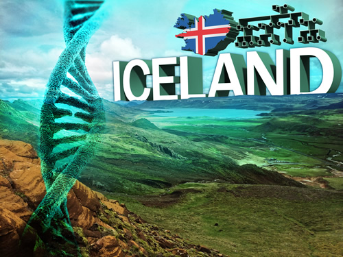 Iceland and DNA