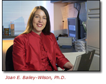 Photo of Dr. Joan Bailey-Wilson