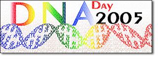 DNA Day Banner