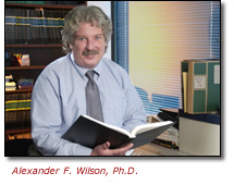 Photo of Dr. Alexander Wilson