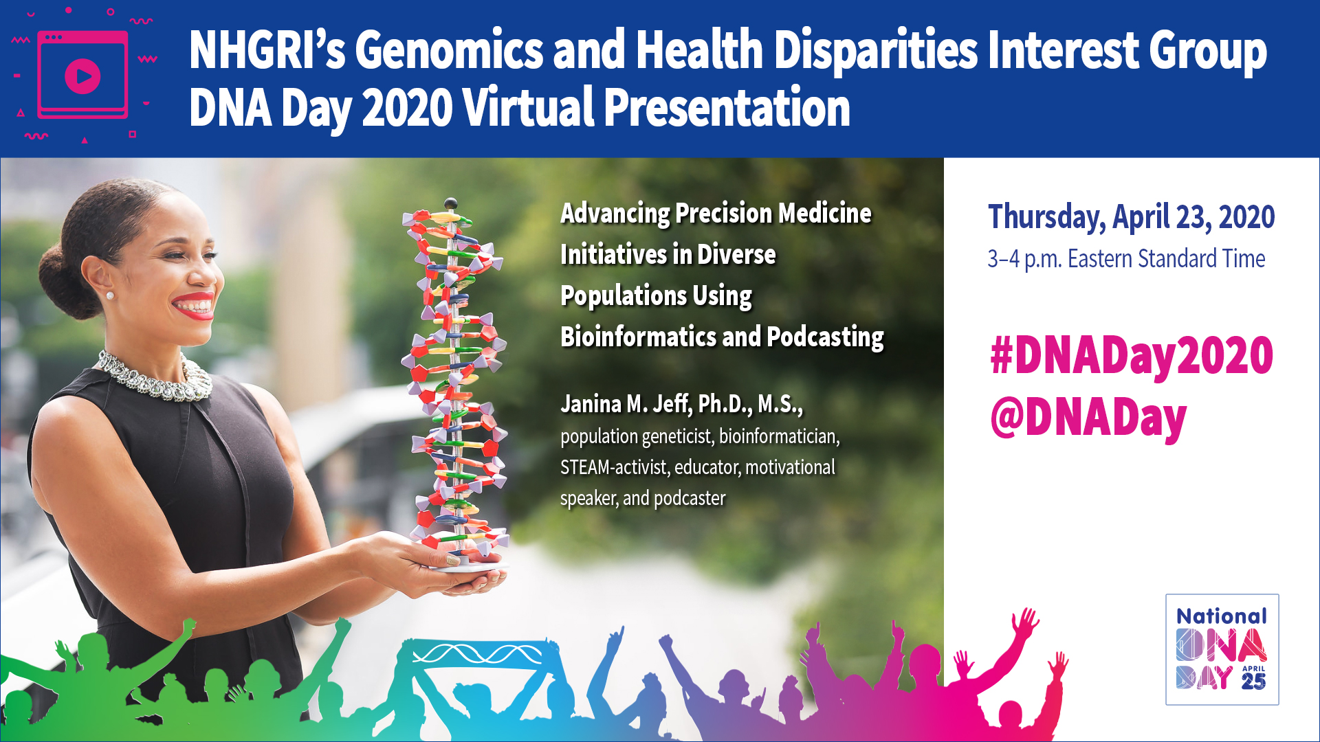 DNA Day Health Disparities