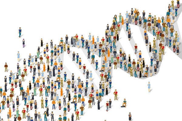 People and DNA