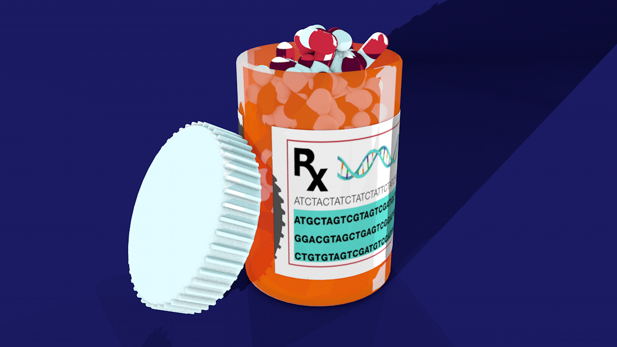 Prescripion Pill Bottle