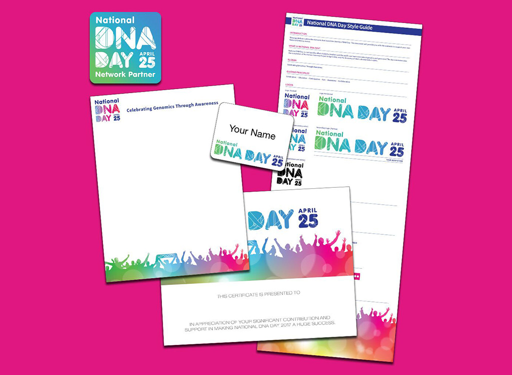 DNA Day Starter Kit