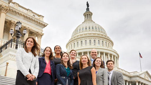 Staffers on capitol hill
