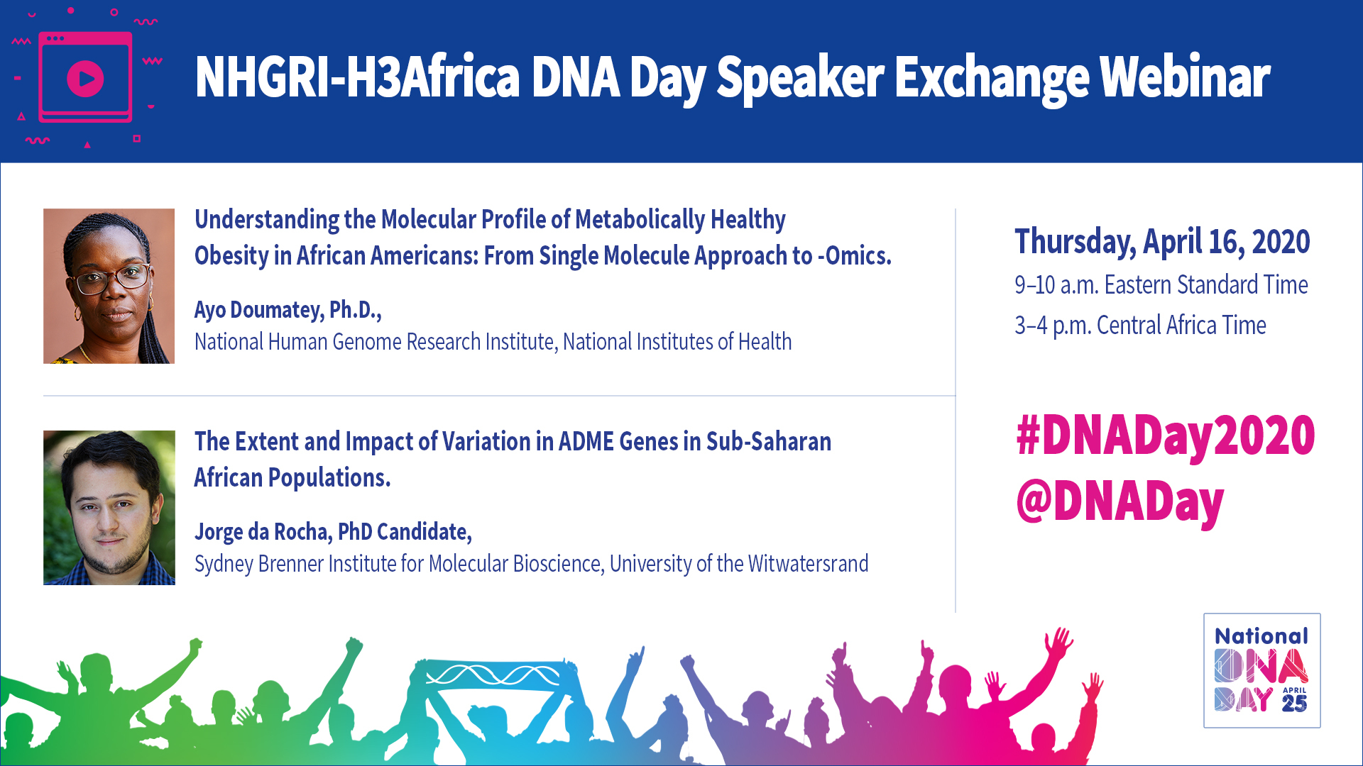 DNA Day H3Africa
