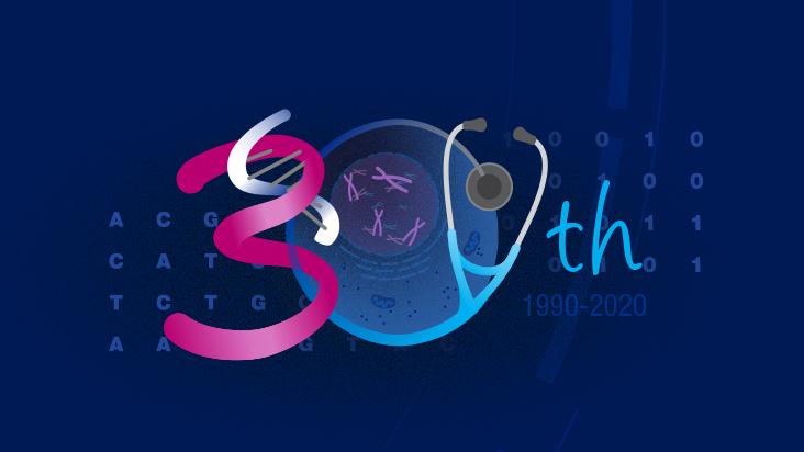 HGP 30th Anniversary