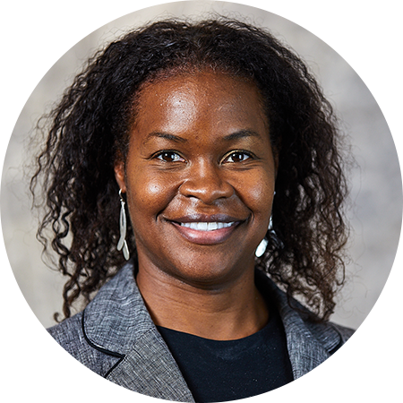 Ebony B. Madden, Ph.D.
