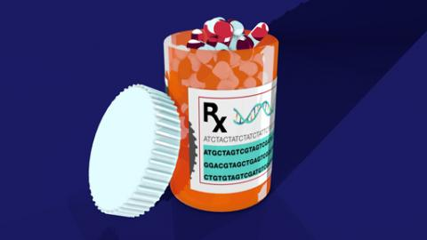 Prescription Pill Bottle